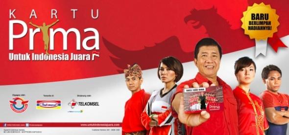 Kartu Prima - Prima Jaya Informatika